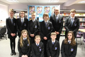 Students get set for the 'TGS 50'
